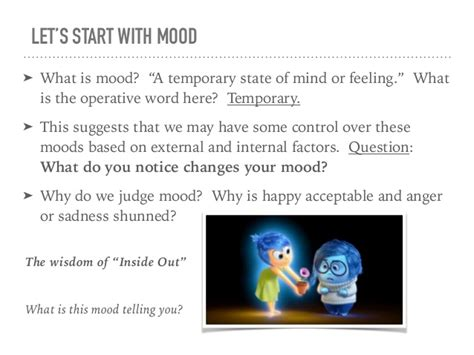 why do mood swings occur food mood and immunity