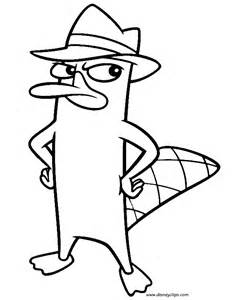 Disney Infinity Coloring Pages Disney Infinity Perry Colouring Pages