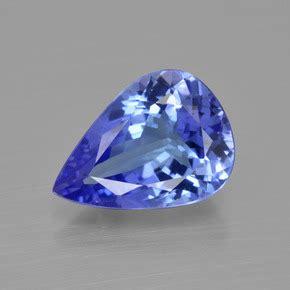Violet Zircon 10 15 Ct 3 1 carat pear 11 7x8 5 mm blue tanzanite gemstone