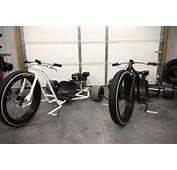 Big Wheel Drift Trike Un Tricycle &224 Moteur Pour Les