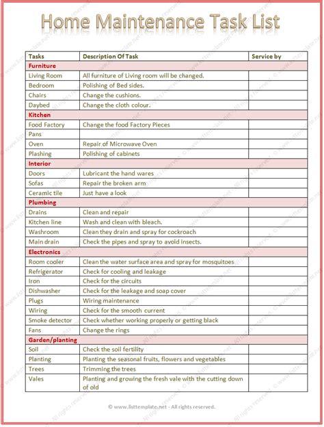 to do list template basic dotxes