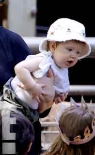 Adele s baby boy angelo see photos of his adorable face e news