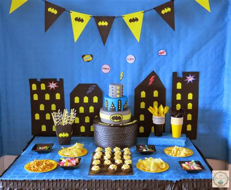 imagenes cumpleaños batman oh 191 pero esto se come mesa dulce batman