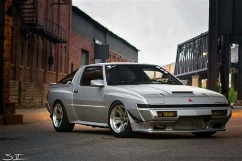 chrysler starion 61 best chrysler conquest mitsubishi starion images on