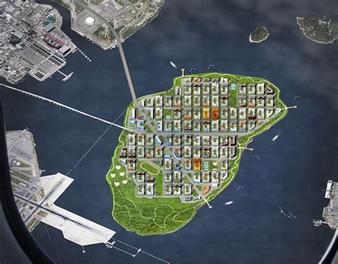 Blueprint For Homes beyond bars designers reimagine rikers island as a