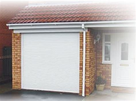 premier roll compact insulated roller garage doors
