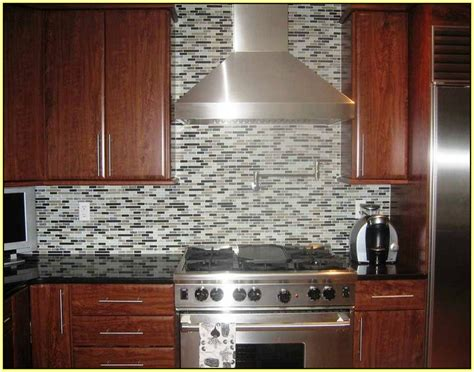 stainless steel backsplash tiles home depot home design