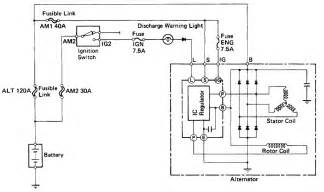 how to replace lexus ls400 sc400 alternator