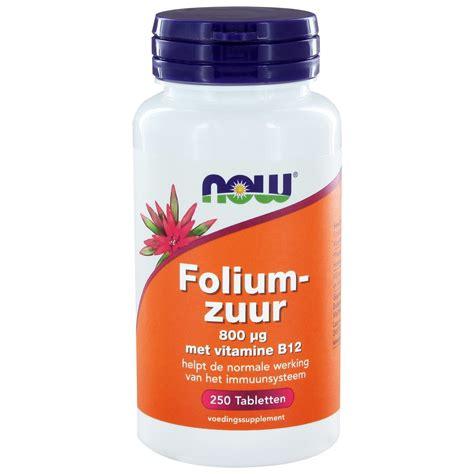 Folavit 1000 Mcg Tablet foliumzuur