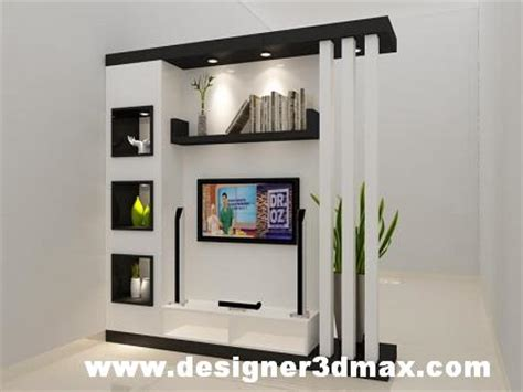 Rak Tv Pembatas Ruangan jasa gambar desain 2d 3d murah berpengalaman desain