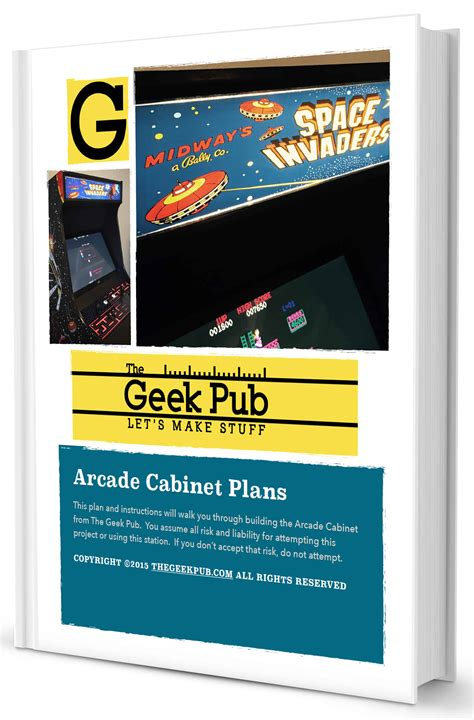 arcade machine part   geek pub