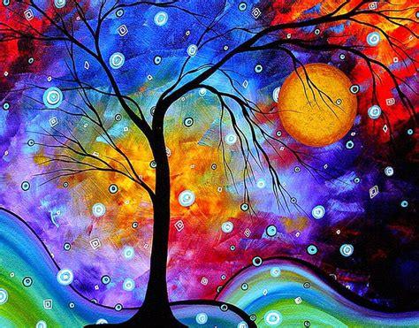 imagenes hermosas abstractas cuadros para sala buscar con google paisajes jardines