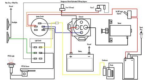 deere l100 wiring diagram wiring diagram