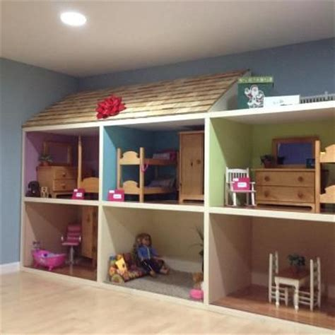 diy american girl doll house homemade american girl doll house we built all things