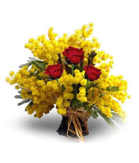 mimose fiori mazzi di fiori e bouquets di mimosa per festa della donna