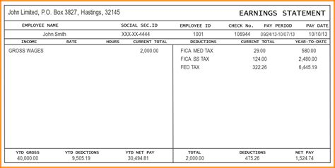 Free Check Stub Template Printables Bravebtr Printable Pay Stub Template Free