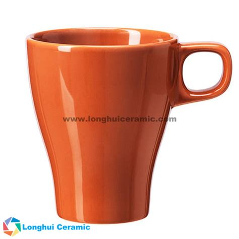 elegant coffee mugs elegant solid glaze ceramic coffee mug with small handle