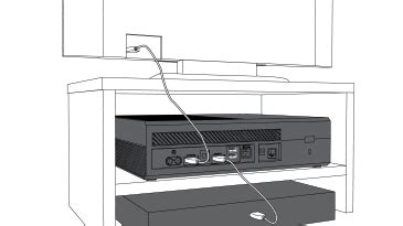 connect xbox    home theater  sound system