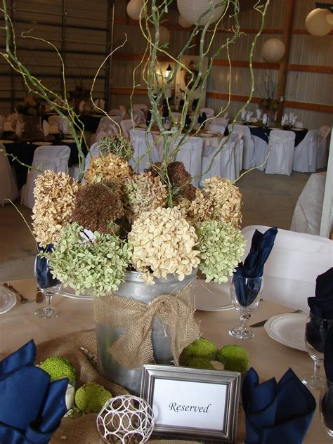 country style centerpieces cobblestone farms wedding table centerpieces quot country
