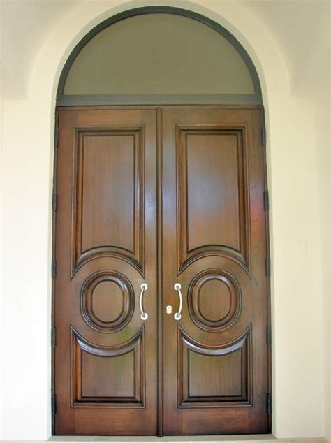 Impact Resistant Front Doors Mahogany Impact Resistant Doors Contemporary Front Doors Other By Impact Precious Wood Inc