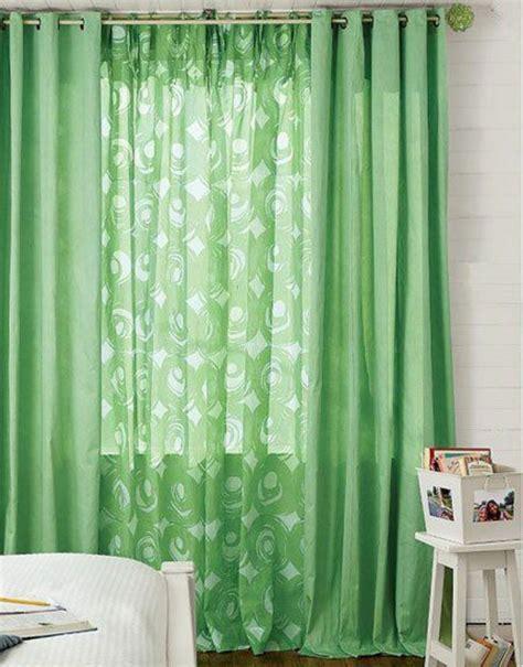 gardinen modern design 50 moderne gardinenideen praktische fenstergestaltung