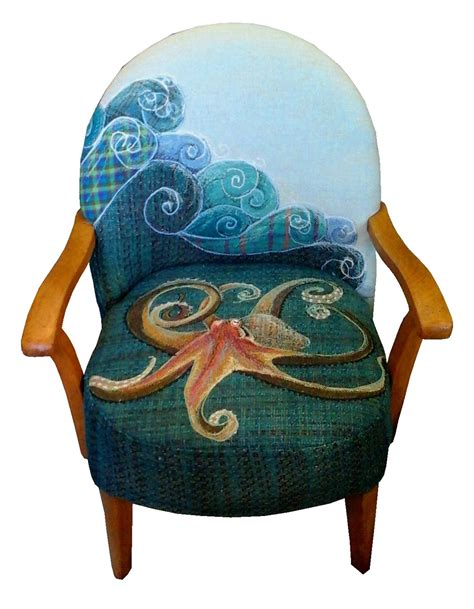 What A Chair - what a chair sitting on that octopus might give me the