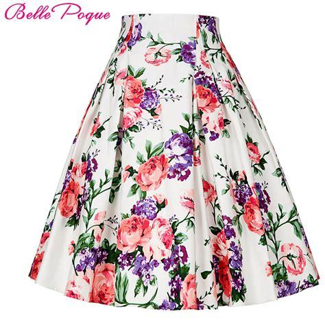get cheap floral print skirts aliexpress