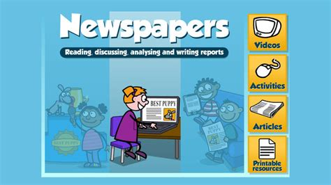features of a newspaper by sherish teaching resources tes newspaper report writing planning ks2 newspaper report