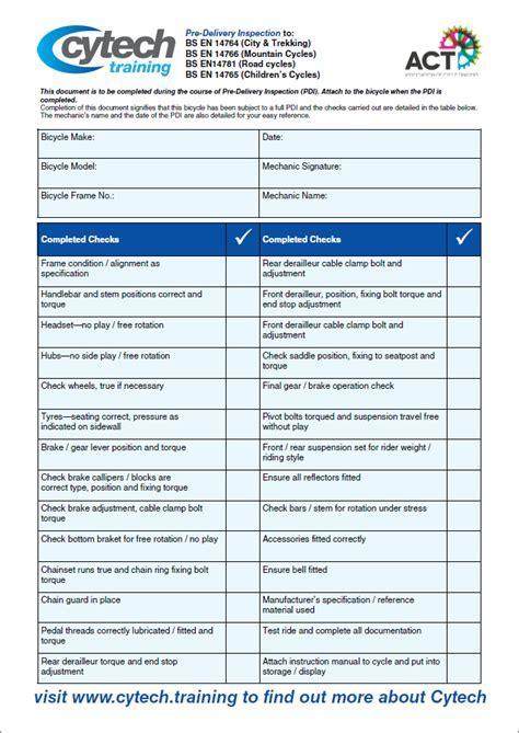 cytech training workshop resources pdi checklist - Stem Certificate Template