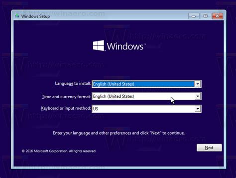 install windows 10 iso from usb how to install windows 10 from a bootable usb stick