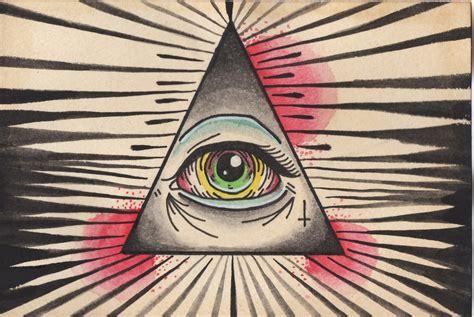 all seeing eye wallpaper wallpapersafari