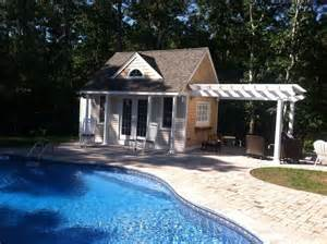 small pool house traditional pool other metro by whitcomb