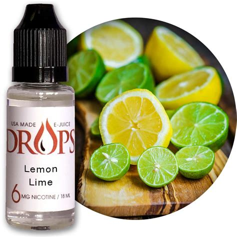 lime or lemon which is better drops lemon lime flavored e liquid made in usa by