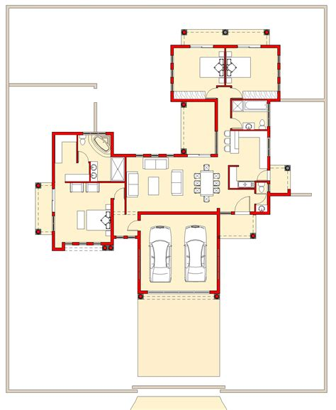 floor plan of my house house plans mlb 059s my building plans