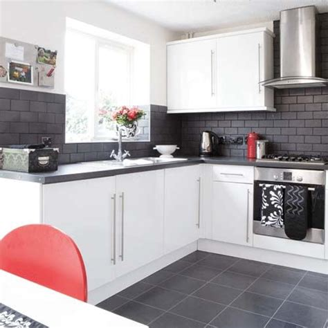 black splash kitchen white and black kitchen the perfect white interior