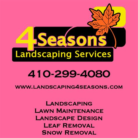 4 seasons landscaping 4 seasons landscaping services breast cancer awareness