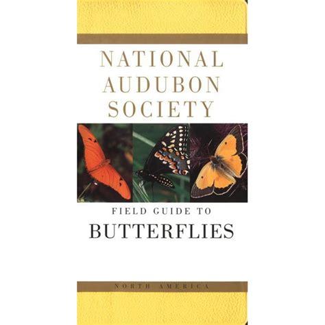 butterflies national audubon society field guide