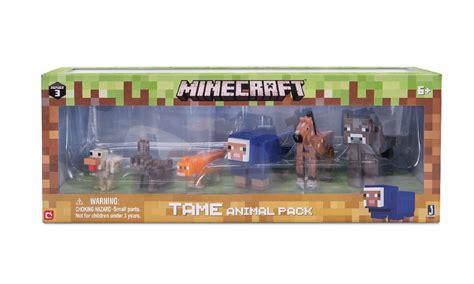 figurki akcji tanie zabawki w empikcom minecraft figurki zwierzęta domowe zestaw minecraft
