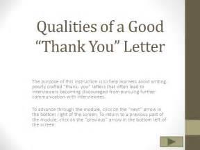 appreciation letter after presentation best free