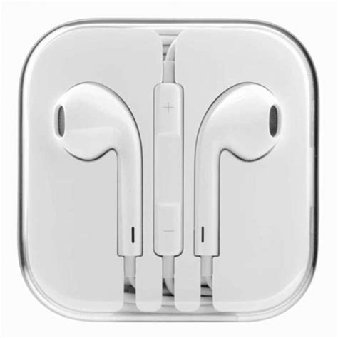 Headset Apple Earphone Iphone iphone 5 6 earpods earphones with mic volume