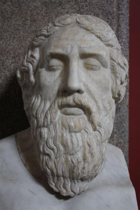 Blind Homer homer illustration ancient history encyclopedia