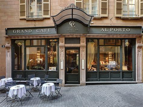cafe ristorante ristorante caf 233 the place to be grand caf 233 al porto