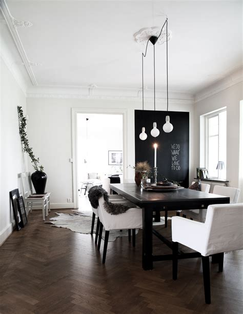 black painted room a stylish modern home interiors b a s blog