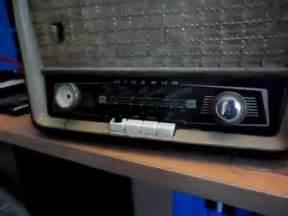ingresso phono vintage minerva radio valvolare con ingresso phono