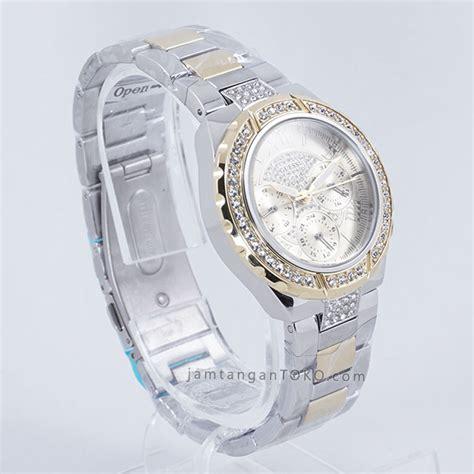 Jam Tangan Rolex Kombi Permata harga sarap jam tangan guess w0111l5 silver gold combi