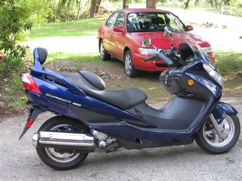 2005 Suzuki Burgman 400 Specs 2005 Suzuki Burgman 400
