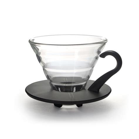 Promo V60 Cone Coffee Filter Stainless Coffee Dripper Saringan Kopi yama glass cone dripper 1 2 cup espresso parts