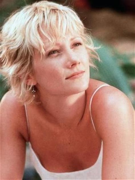 anne heche short hair anne heche in six days seven nights movies hollywood