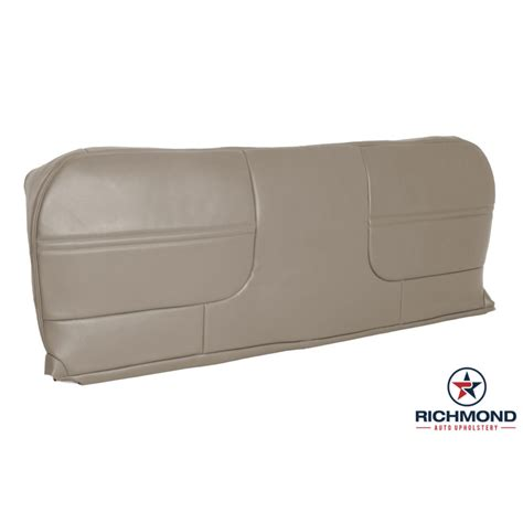 ford bench seat cover 2000 2002 ford f 250 xl vinyl bottom bench seat cover tan