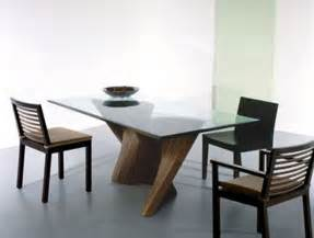 Glass Dining Room Tables by Contemporary Glass Dining Room Table Design Iroonie Com